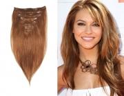 38cm 70g REMY Clip-In juuksepikendused 12 helepruun