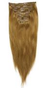 50cm 160g REMY Clip-In juuksepikendused 12 helepruun