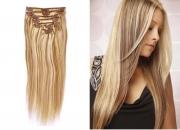 50cm 100g REMY Clip-In juuksepikendused 6/613