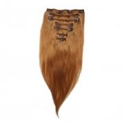 50cm 70g REMY Clip-In juuksepikendused 12 helepruun